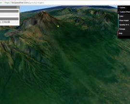 Tutorial WebGIS Animasi 3 Dimensi dengan QGIS2ThreeJS