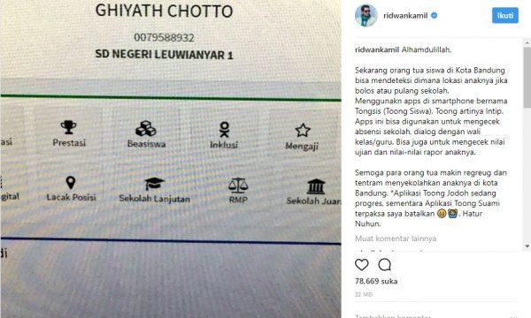 Lacak Posisi_Tongsis Bandung_Ridwan Kamil_3