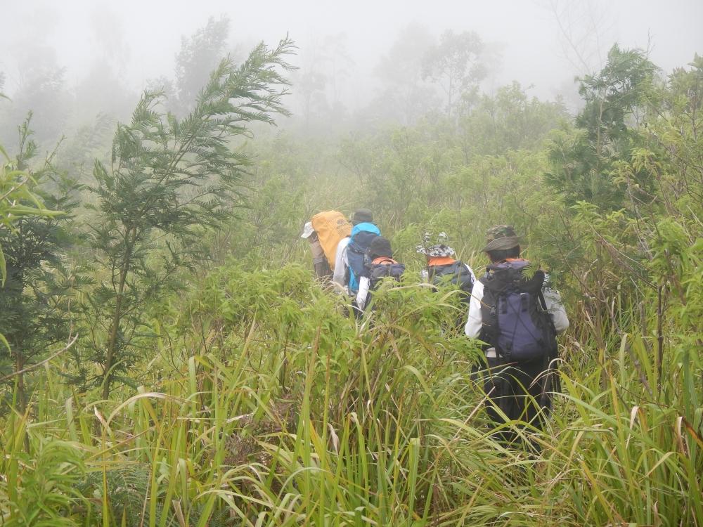 orientasi Pendakian gunung merapi
