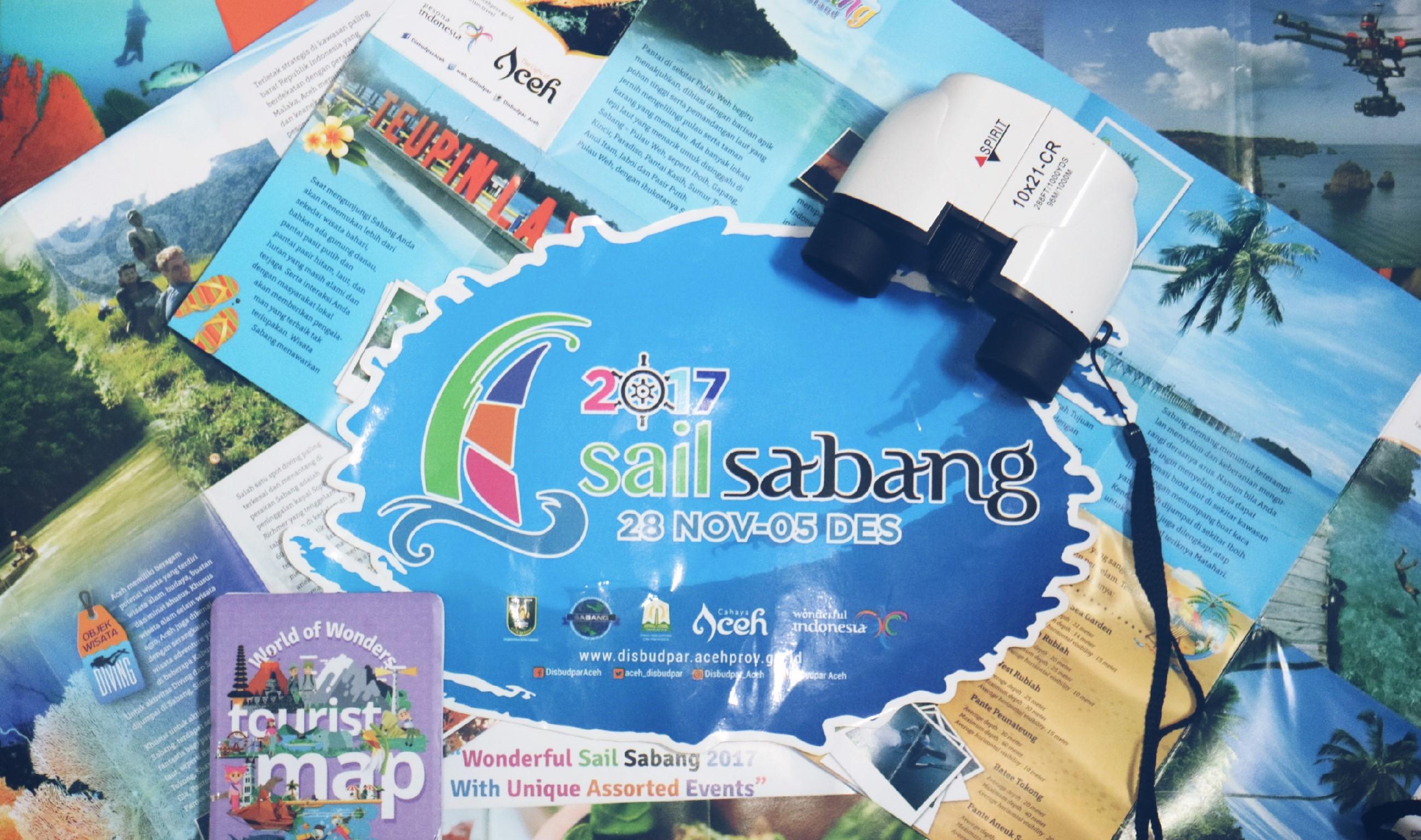 Sabang Sail 2017_Menjelajahi Banda Aceh dan Pulau Weh Sabang