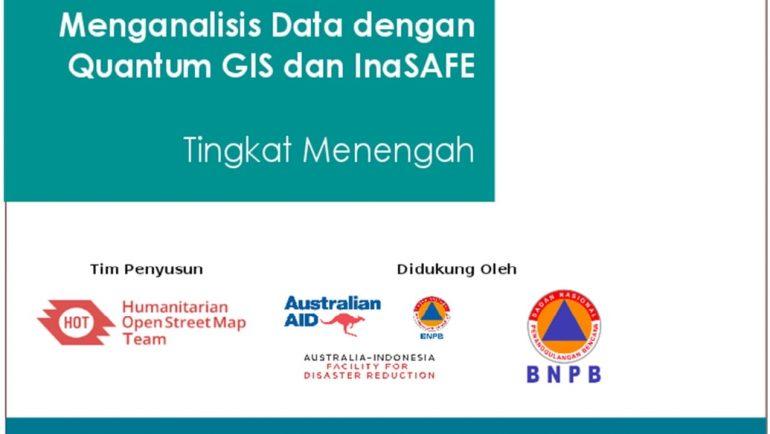 Menganalisis Data dengan QGIS-InaSAFE Tingkat Menengah cover