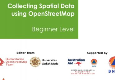 Cover Ebook Tutorial Collecting Spatial Data using OpenStreetMap (OSM) [Beginner Level]