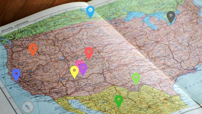 Klasifikasi pengertian jenis macam proyeksi peta adalah