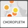 Cara Membuat WebGIS Interaktif tanpa Koding Drag Drop – choropleth