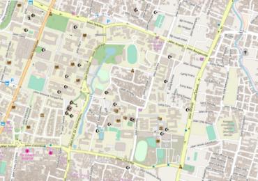 Tutorial Download Data Spasial Digital OSM OpenStreetMap - Peta SHP