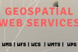 Pengertian, Jenis, Spesifikasi GeoSpastial Web Services - WMS WFS WCS WMTS WPS