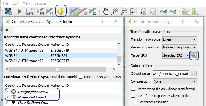 Cara-Georeferensi-Peta-Cetak-Raster-JPG-PDF-di-QGIS-Transformations-Coordinate-System-Settings