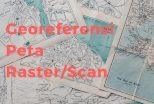 Cara Melakukang Georeferensi Peta Cetak Raster Scan di QGIS