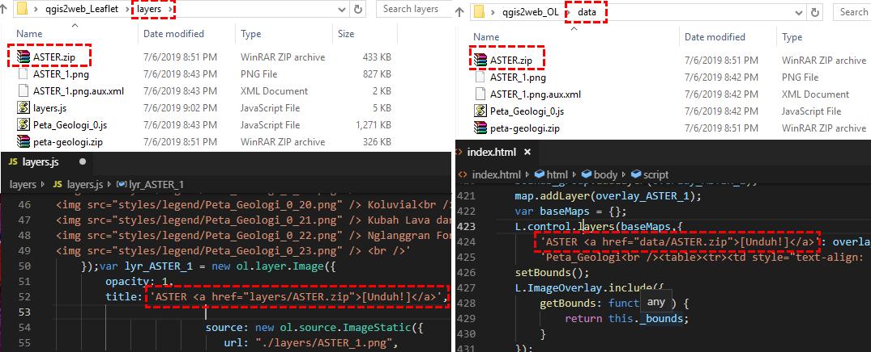 Tutorial Gratis Membuat WebGIS dengan QGIS - Download Data