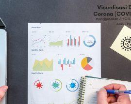 Cara Visualisasi Data Kasus Coronavirus (COVID19) ArcGIS Online Akun Organisasi