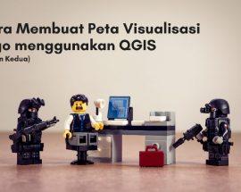 Cara Mudah Membuat Peta Visualisasi Lego Map Menggunakan QGIS