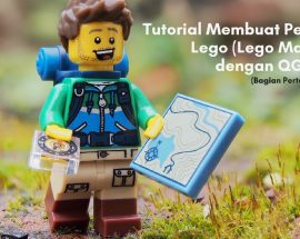 Tutorial Membuat Peta dengan Style Lego (Lego Map) di QGIS