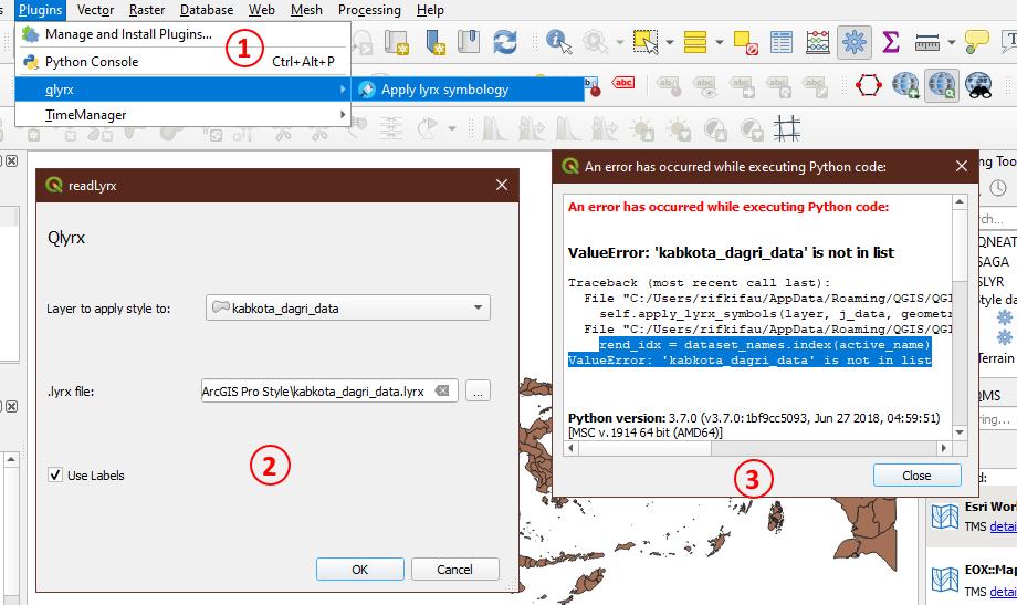 Tutorial Cara Konversi File ArcGIS Pro Style lyrx ke QGIS Style qml