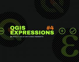 QGIS Expressions 4 Pengaturan Default Value dan Analisis Overlay dengan Fungsi Aggregate